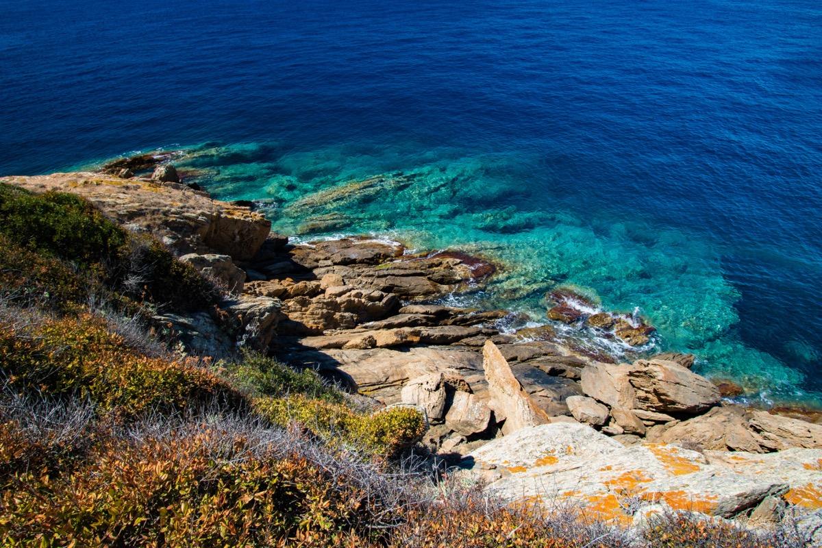 Secret paradise: Europes only nudist island, Le Levant