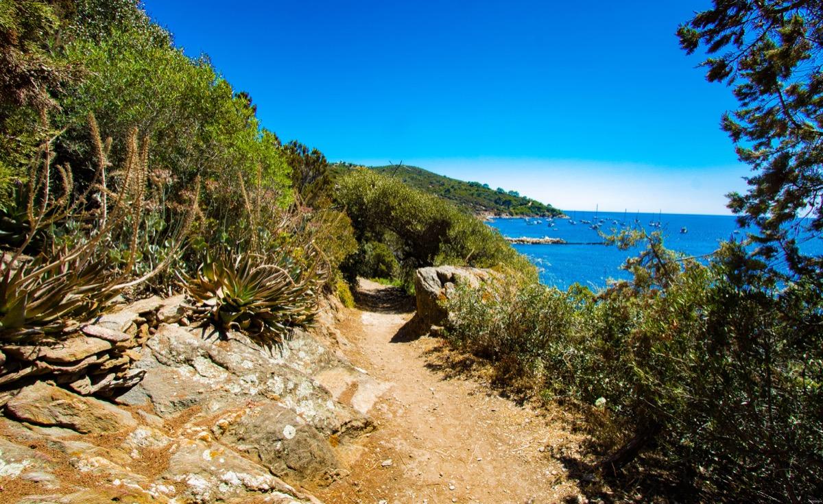 île du levant - Itinera Magica