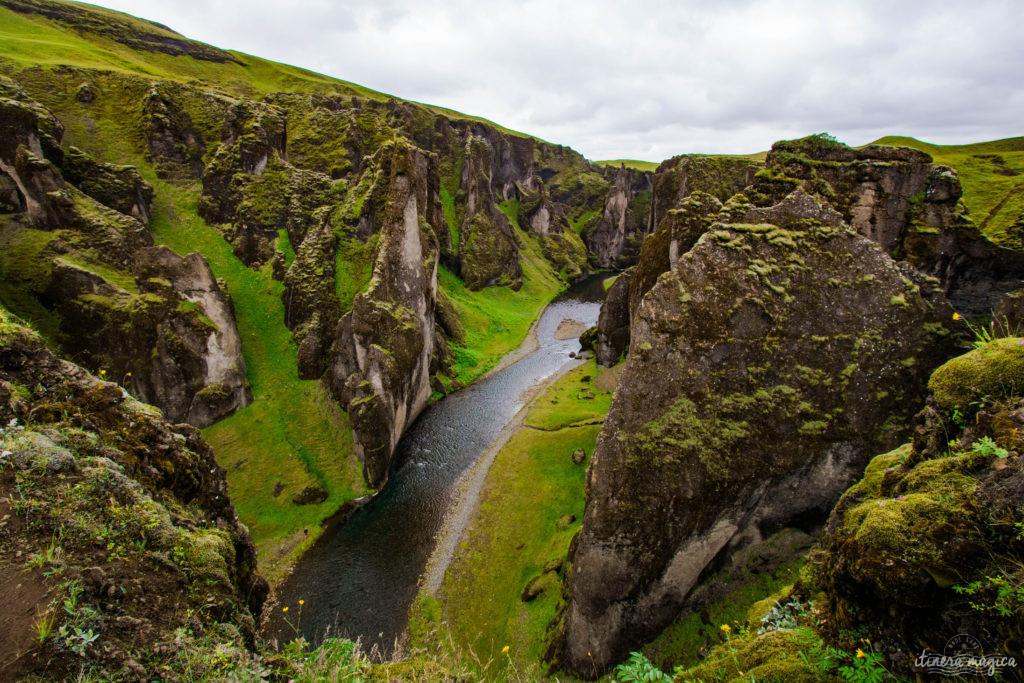 L'Islande est le pays des cascades. Découvrez les plus belles cascades d'Islande sur le blog de voyage Itinera Magica.