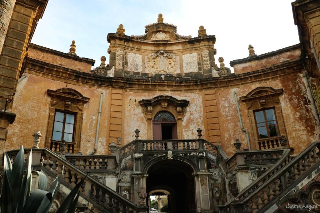 Villa Pallagonia