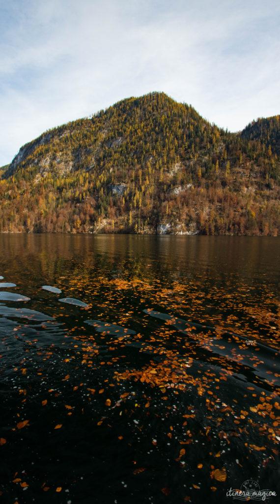 Découvrez les 10 plus beaux lacs de Bavière sur Itinera Magica, blog de voyage amoureux de l'Allemagne.