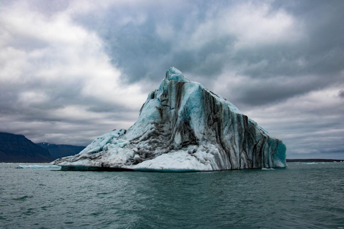 Les plus beaux glaciers et icebergs du monde