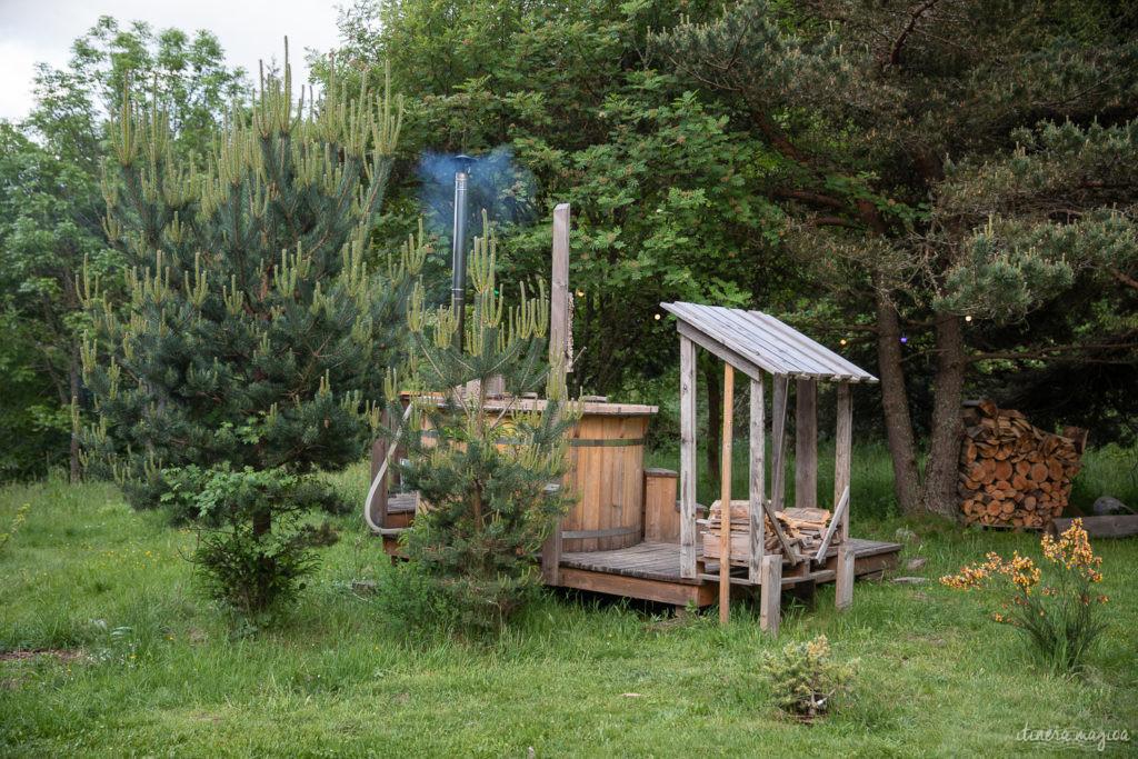 Un séjour parfait dans le Mézenc : un gîte insolite entre Auvergne et Ardèche, des produits locaux, des randonnées autour du Mont Mézenc.