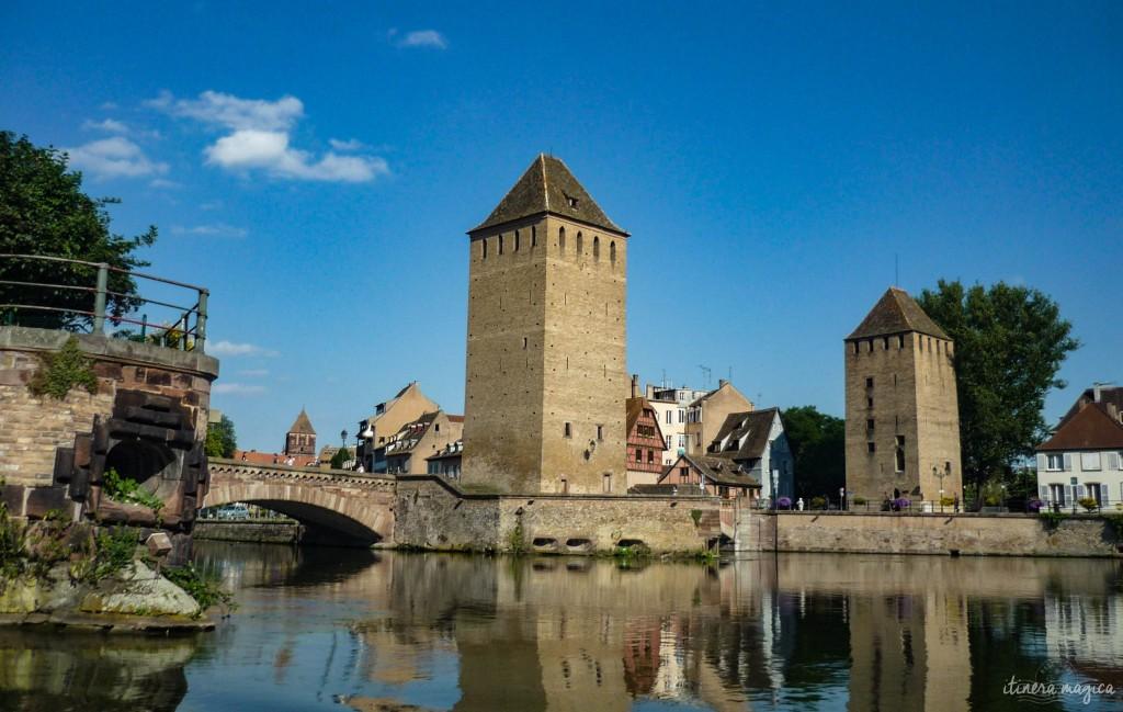Straßburg rhein stadt reise elsass