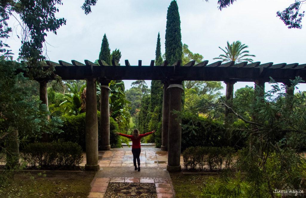 domaine du rayol jardin des méditerranées
