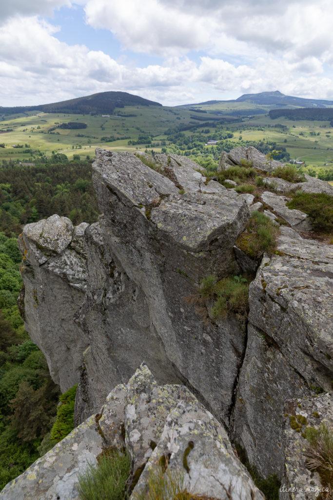 les roches fay sur lignon