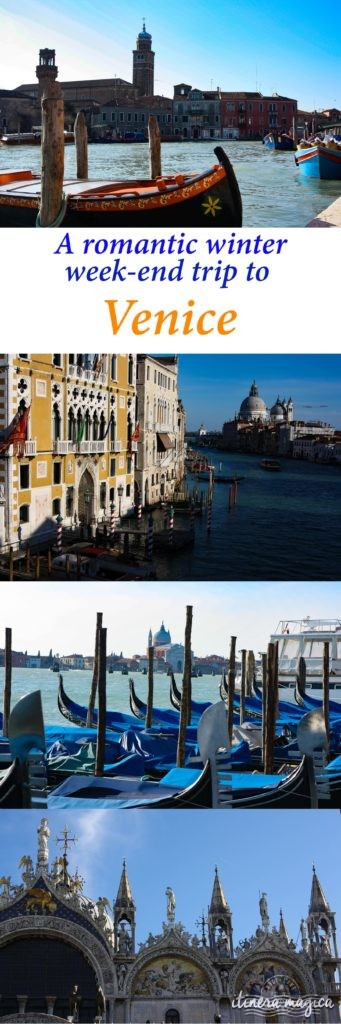 Venice is for lovers. Take a romantic week-end trip to Venice on my travel blog.