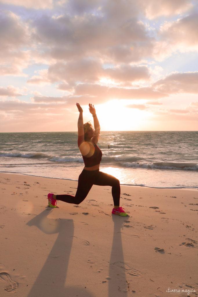 ce que je fais pour aller bien : yoga fitness développement personnel prière