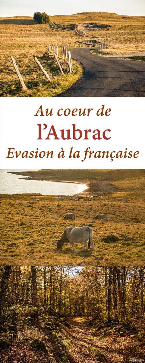 Découvrez l'Aubrac, les grands espaces à la française. #Aubrac #Aveyron #Occitanie #Laguiole #Auvergne #massifcentral