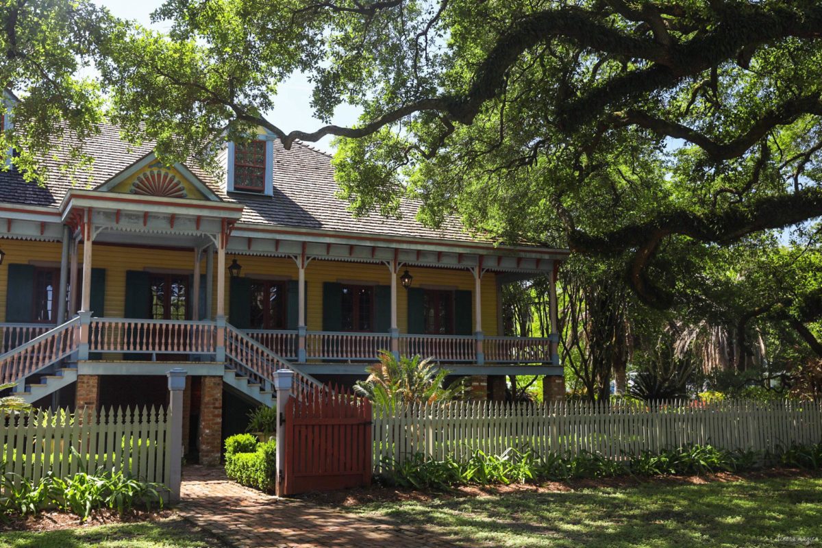 Laura Plantation Louisiane