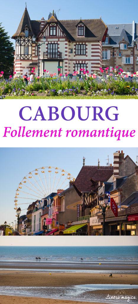 Cabourg : la ville la plus romantique du monde ? Découvrez la perle de la Côte fleurie normande. Vous allez être surpris.