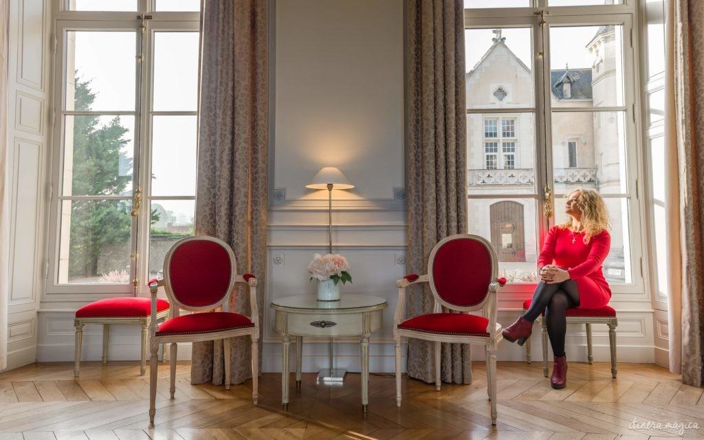 Château Sainte Sabine, hôtel de luxe en Bourgogne