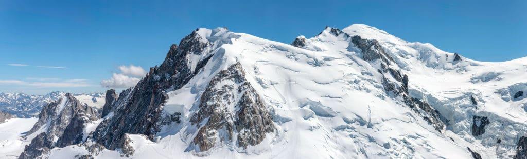 Que faire à Chamonix ? Montée à l'aiguille du midi