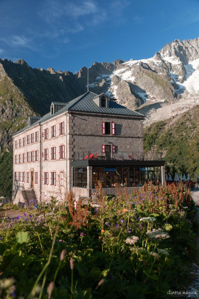 grand hôtel du Montenvers