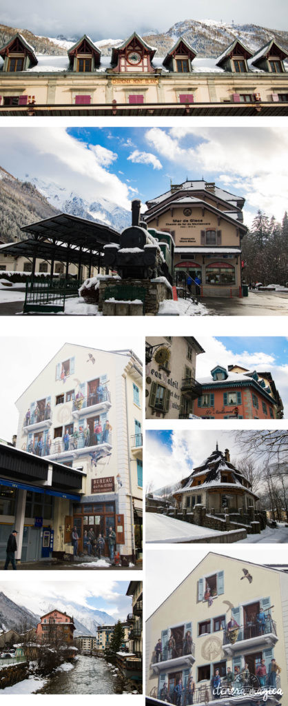 Histoire de l'alpinisme à Chamonix