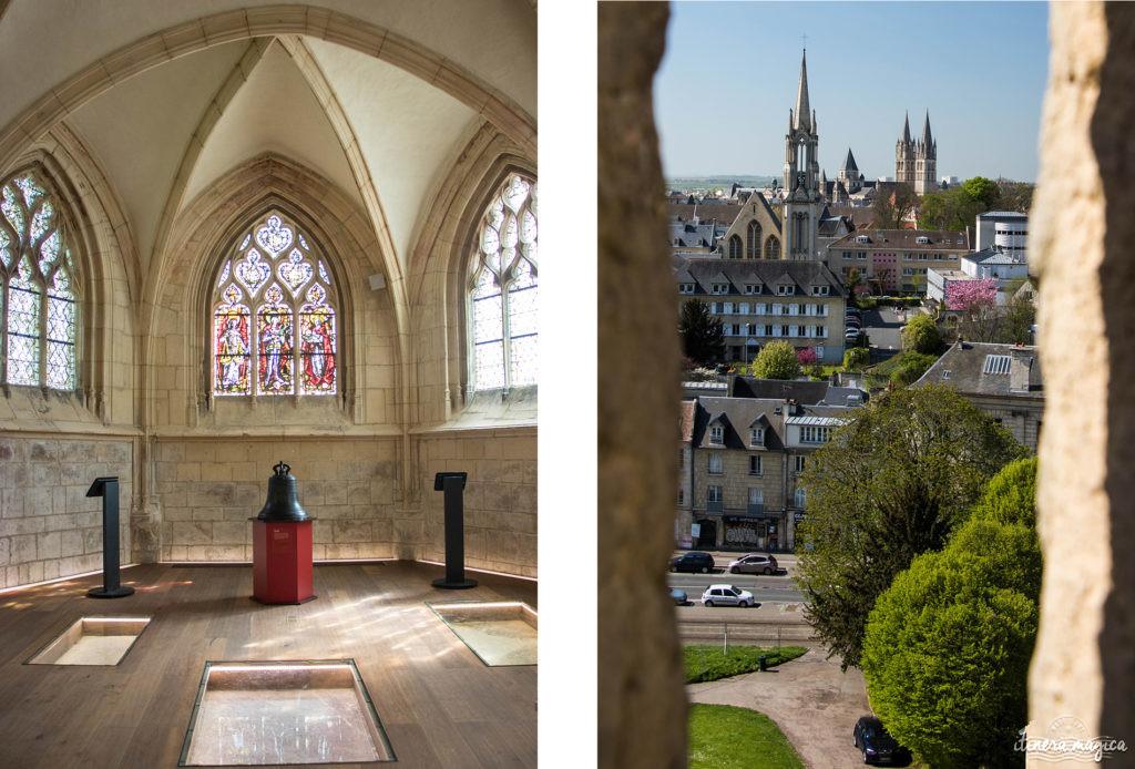 Séjour à Caen pour un week-end : que voir, que faire à Caen ? Incontournables et idées de promenades