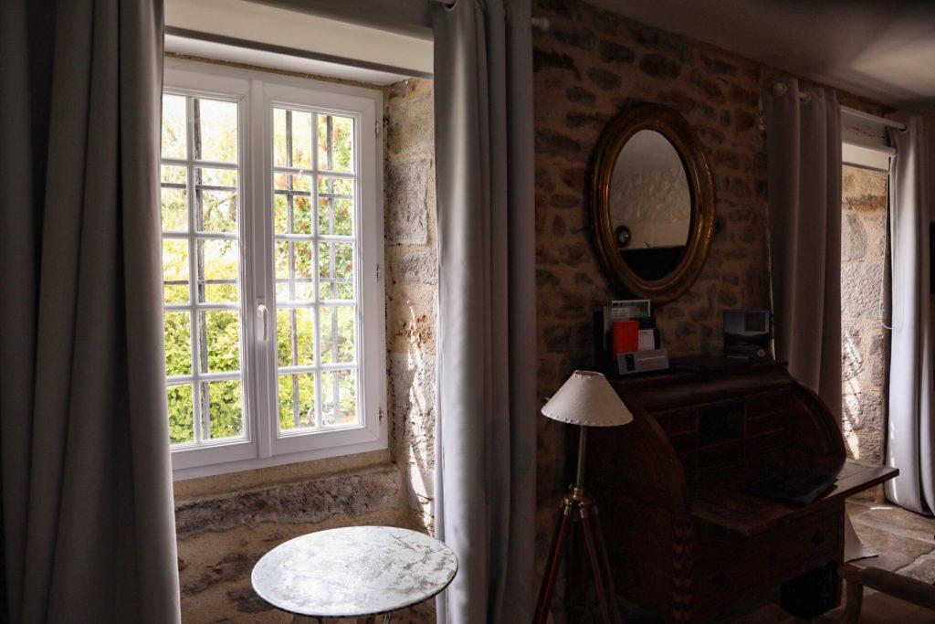 Le château de Labro, près de Rodez en Aveyron : magnifique hôtel spa de charme