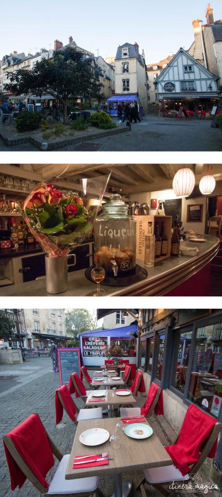 Bonnes adresses à Caen : restaurants végétariens, hôtel de luxe original, bars à cocktails, cidrerie, marché du vendredi...