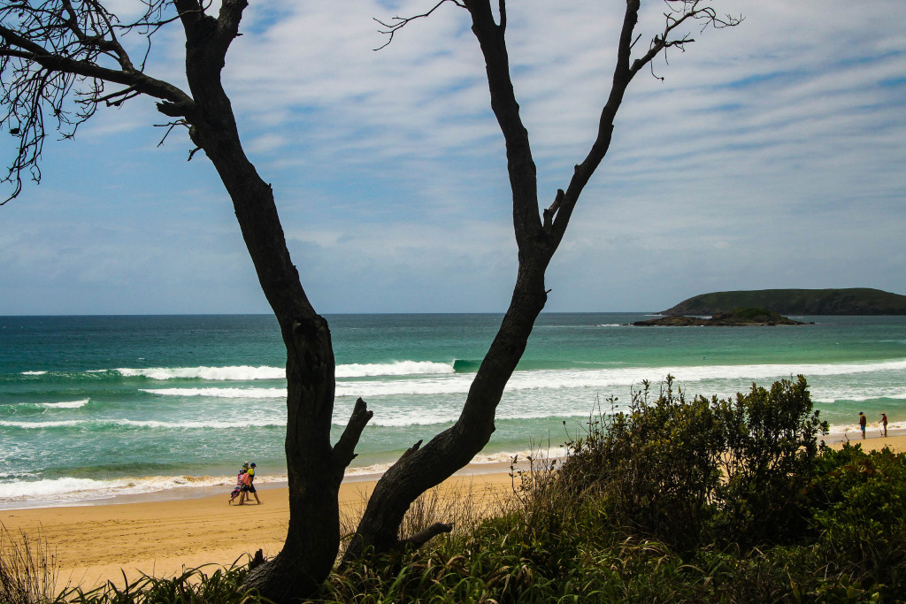 Coffs Harbour gold coast plage robinson eden
