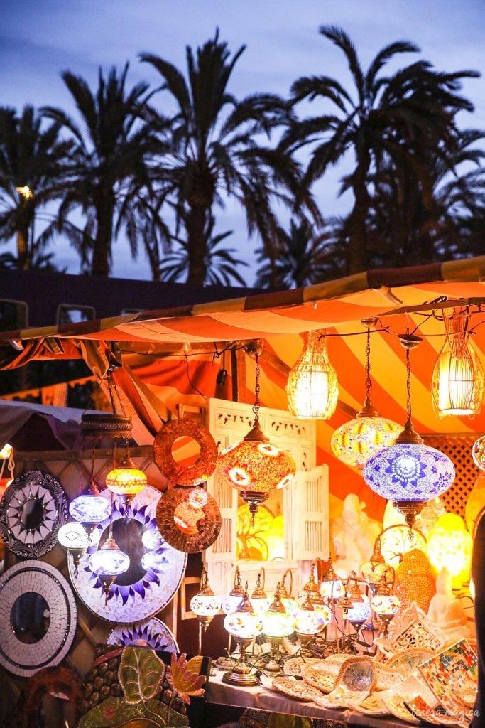 Visiter Elche, ou l'Orient en Espagne.
