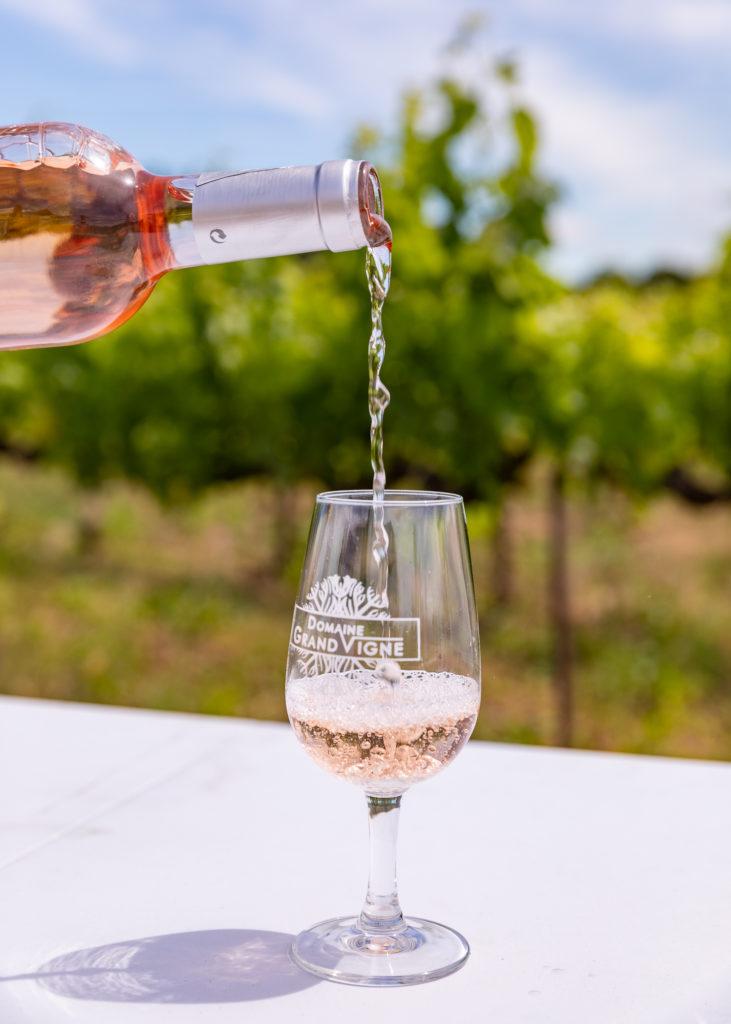 Que faire dans le Gard rhodanien, que faire en Provence occitane ? atelier dégustation côtes du rhône