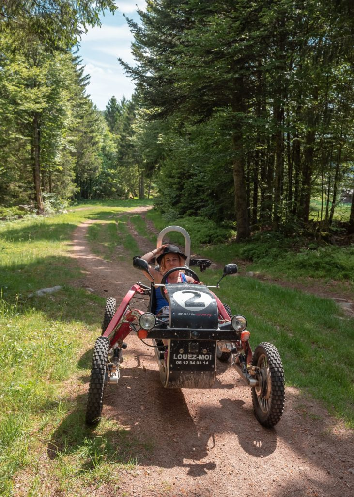 Activités outdoor sportives dans les Vosges : que faire à Gérardmer