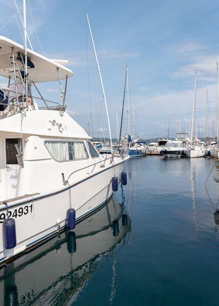 Que faire dans le golfe de Saint Tropez ? Vivre l'été indien ! Idées de choses à faire, à voir et d'activités dans le golfe de Saint Tropez à l'automne