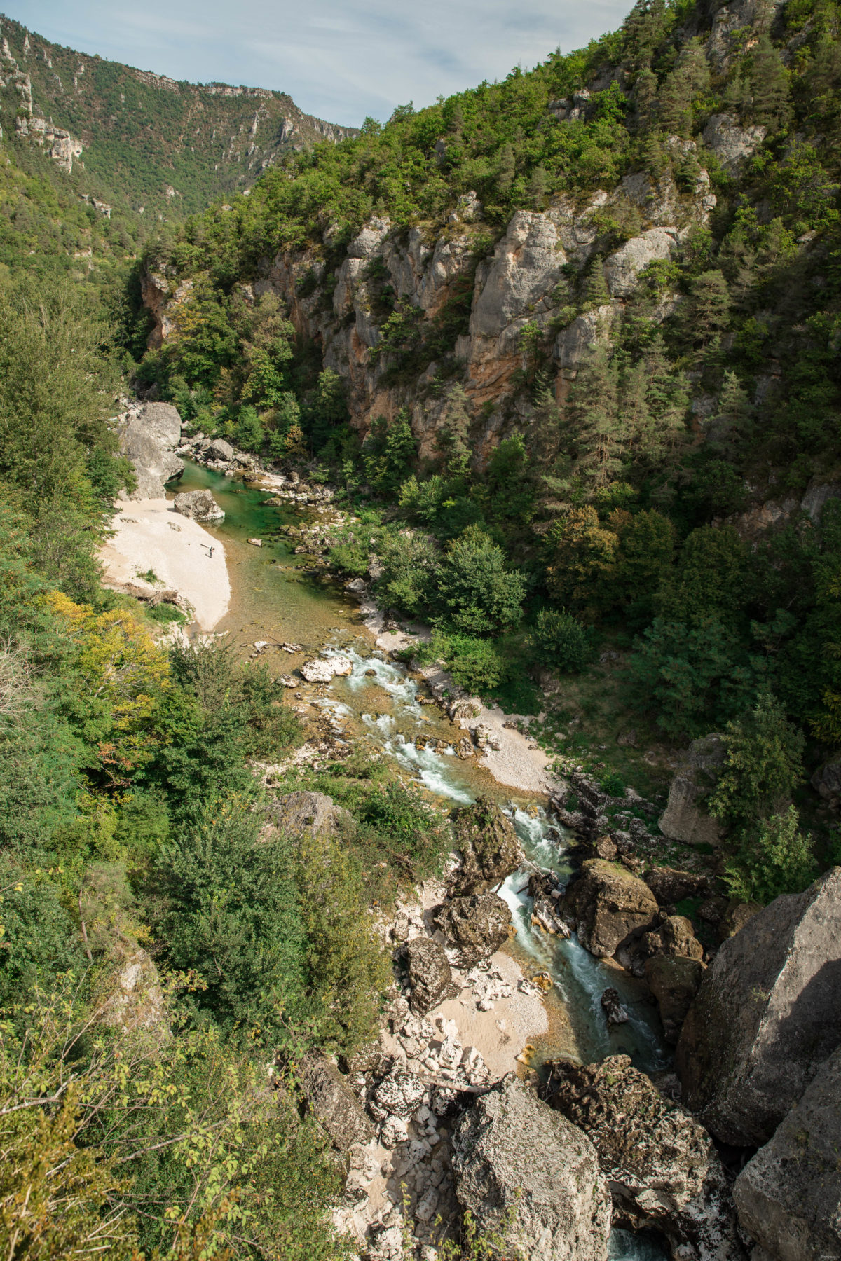 Découvrez les gorges du Tarn.