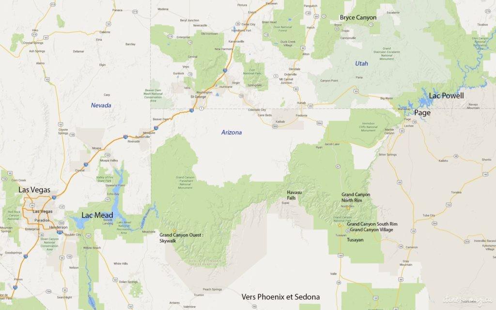 Berühmt L'énigme du Grand Canyon - Itinera-magica.com VH43