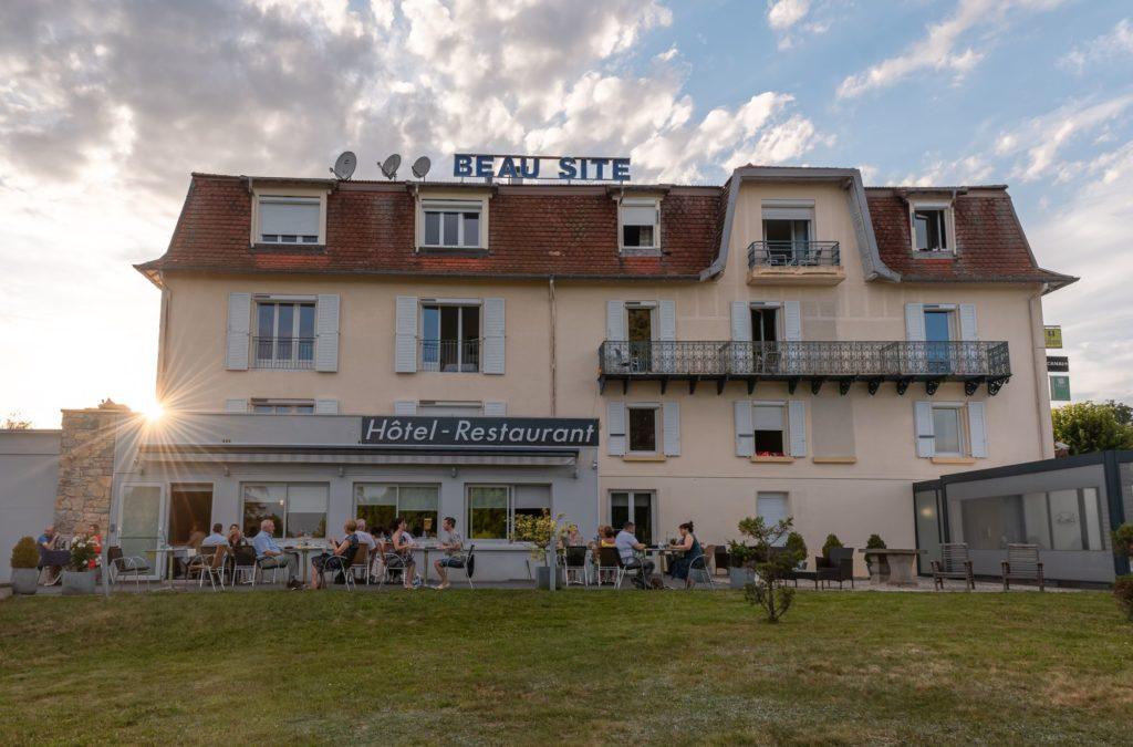 hôtel spa à luxeuil les bains