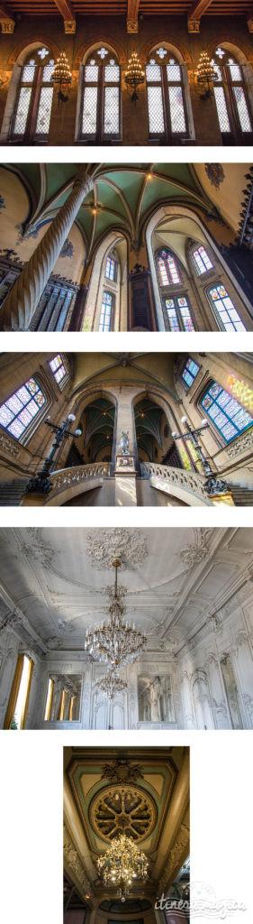 Visite de l'hôtel de ville de Douai. Blog Douai