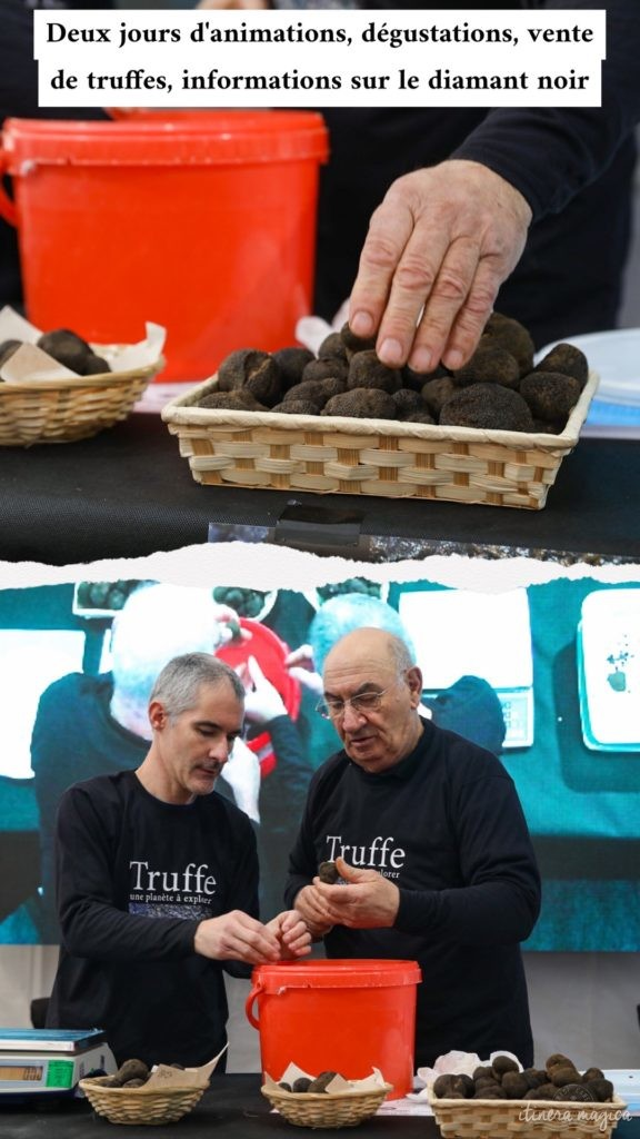 truffe noire drôme week end truffe marchés aux truffes drôme restos truffe drôme menus truffe drôme