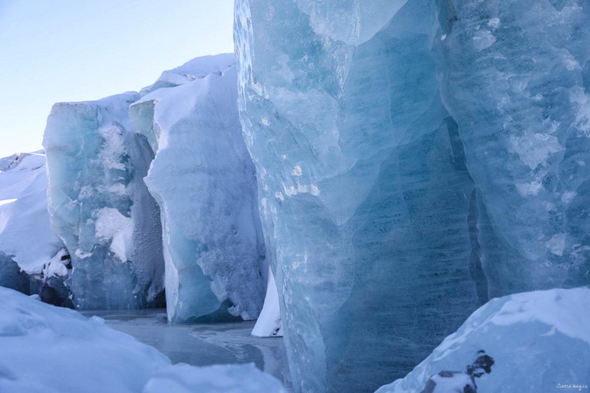 Kangerlussuaq : l'étape incontournable de tout voyage au Groenland, au plus près de la calotte glaciaire.