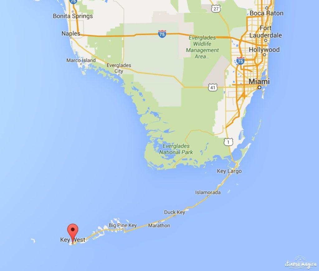 La Floride Arc En Ciel Key West Itinera