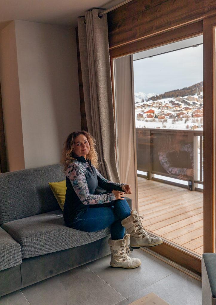 hebergement luxe les saisies residence amaya