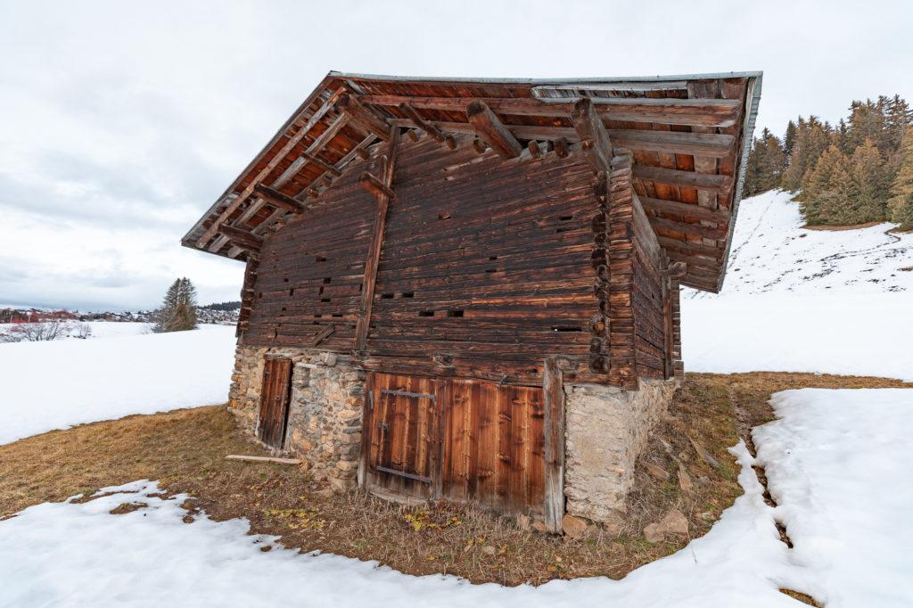 les saisies architecture traditionnelle