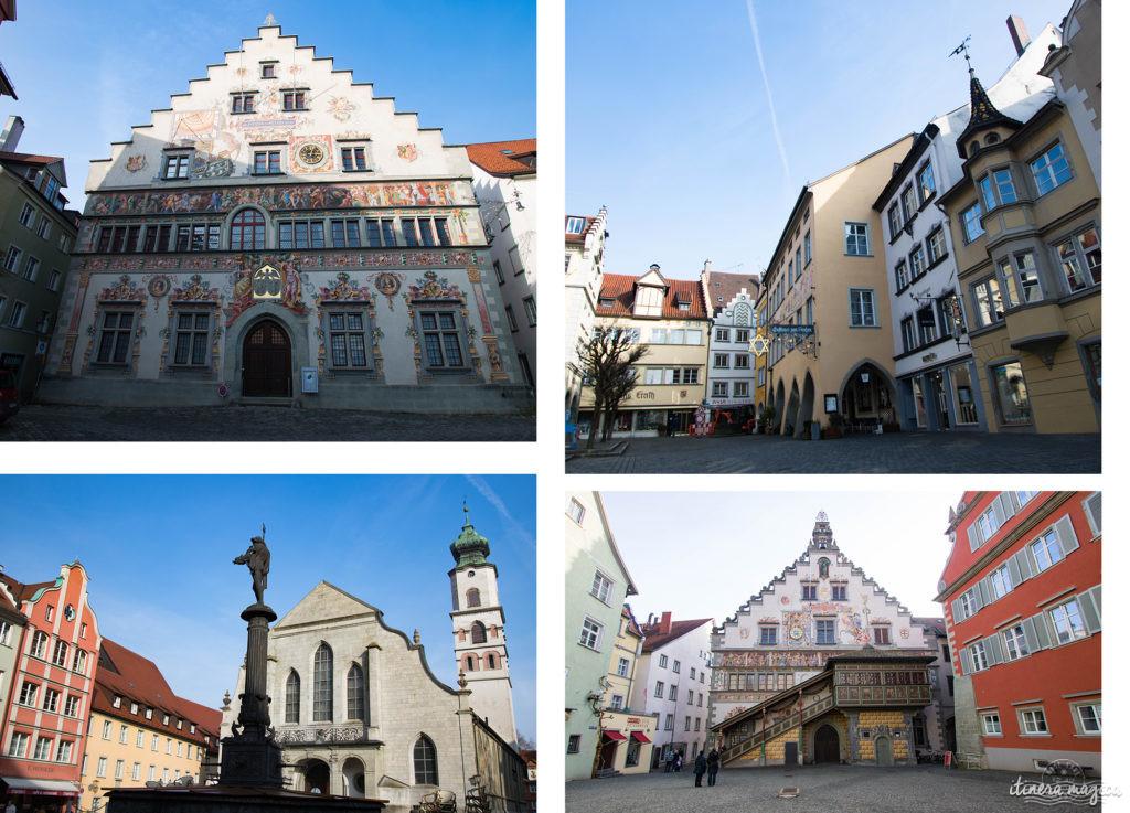 Que faire à Lindau ? Que faire à Bregenz ?