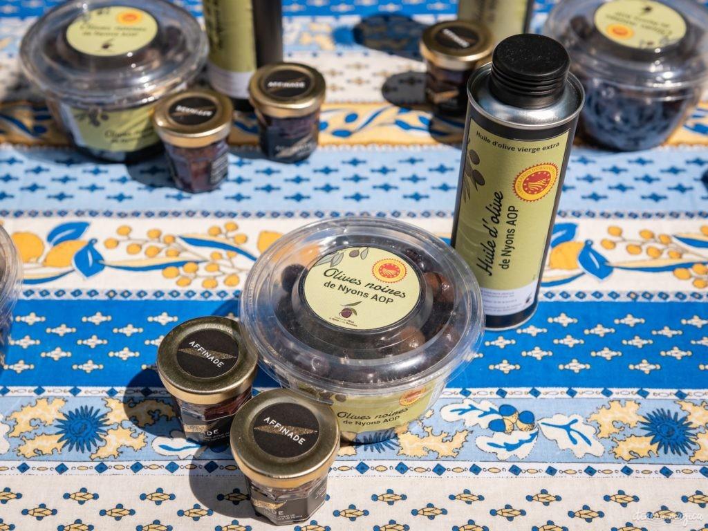recettes à base d'olive noire