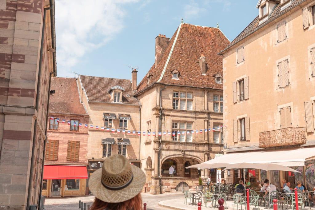 Découvrir la région de Luxeuil-les-Bains, dans les Vosges du Sud
