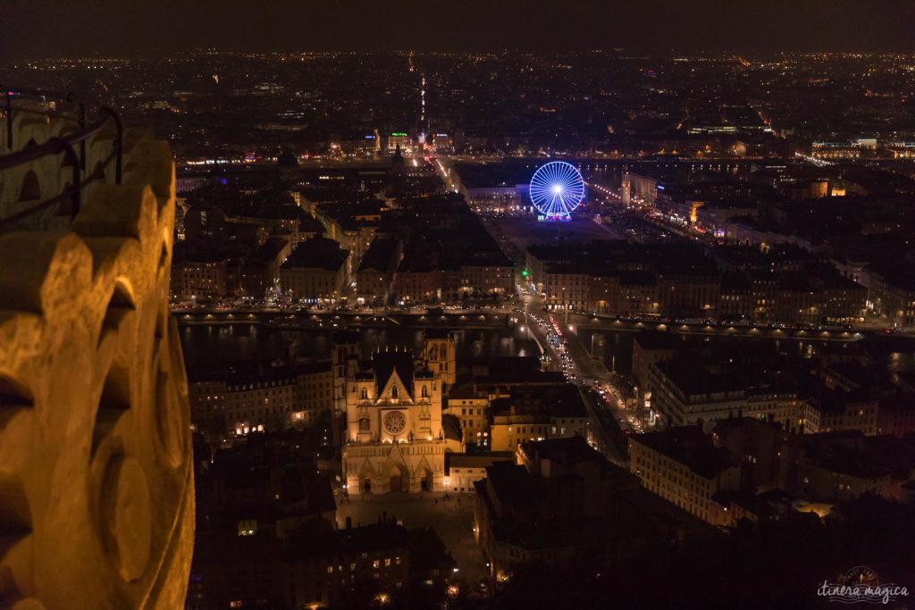 Les Plus Belles Vues Sur Lyon Et Des Idées Romantiques. Que Faire Pour Un  Week