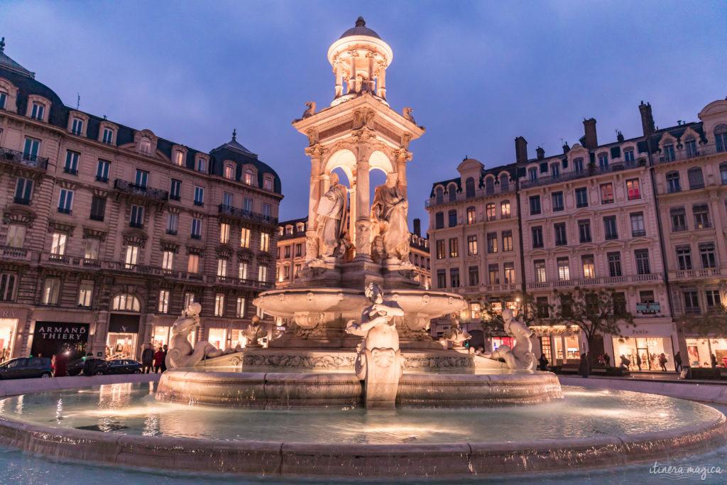 Les plus belles vues sur Lyon et des idées romantiques. Que faire pour un week-end romantique à Lyon ?