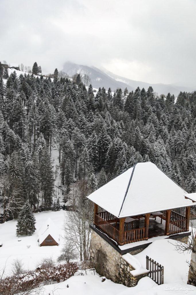 L'hiver dans le massif de la Chartreuse : où dormir ? que faire ? que voir ? Idées d'activités en hiver en Chartreuse, à côté de Grenoble