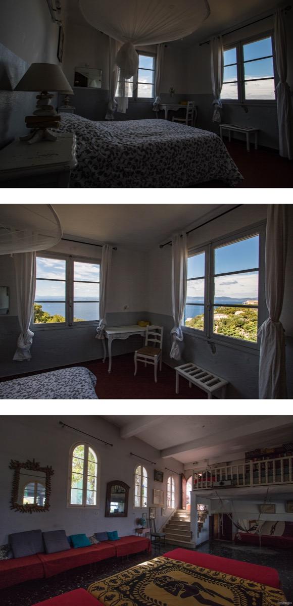 Hôtel libertin SM île du Levant