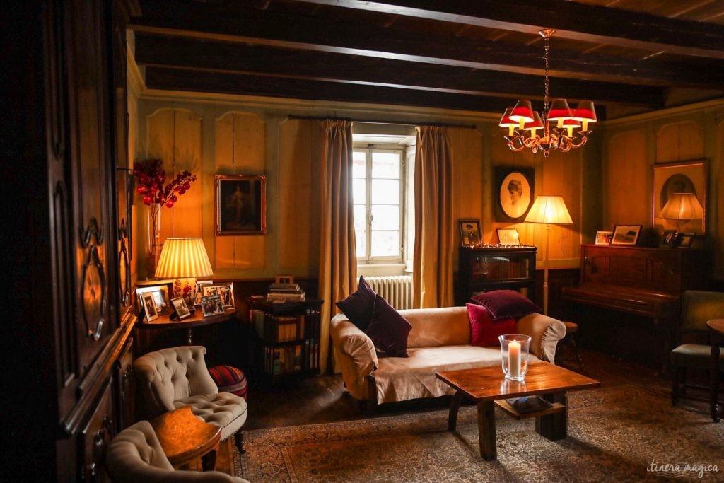 hotel romantique morzine