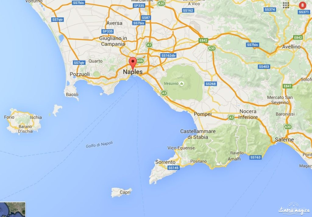 Berühmt De Sorrente à Amalfi, la côte divine - Itinera-magica.com NJ99