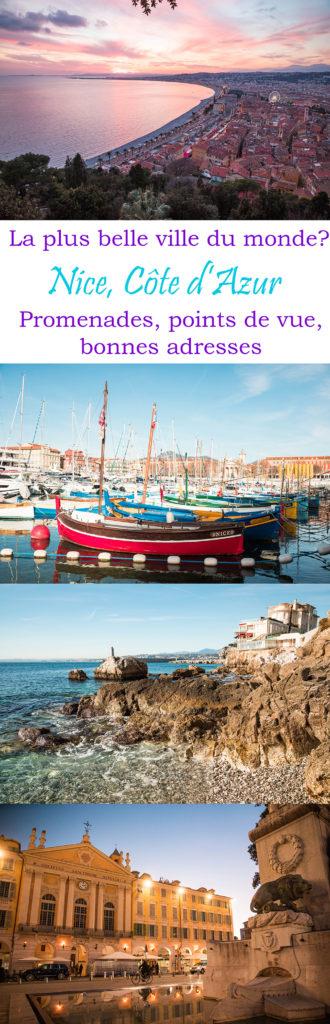 Que voir à Nice ? Idées romantiques et bonnes adresses dans la plus belle ville du monde