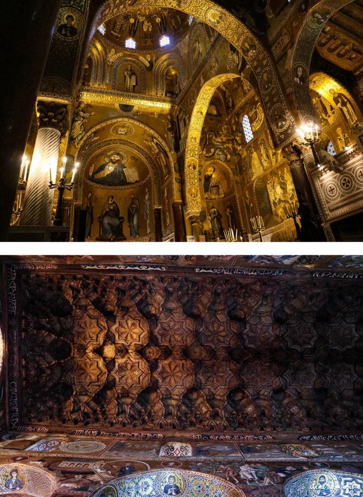 Palerme, Cappella palatina