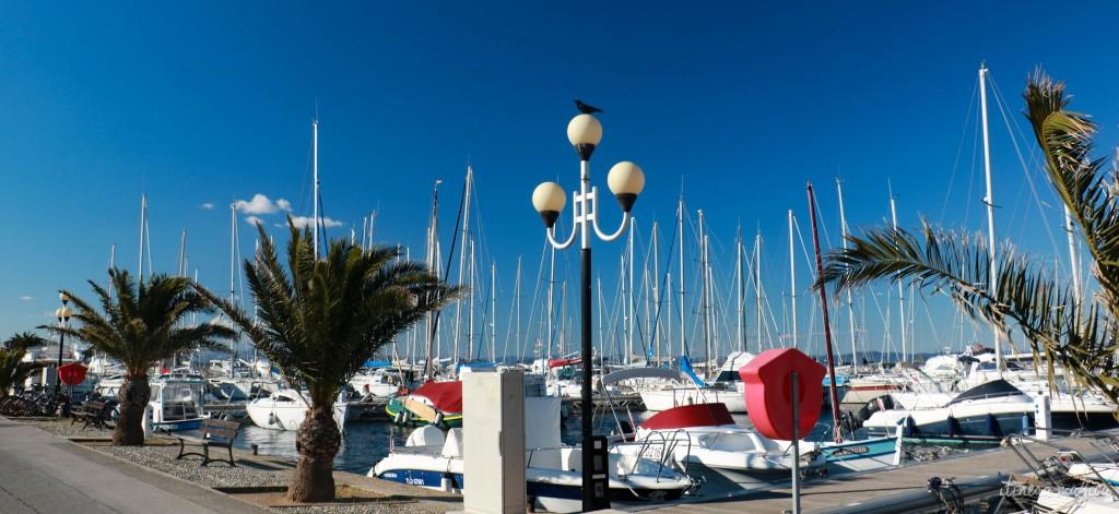 Port de Porquerolles.