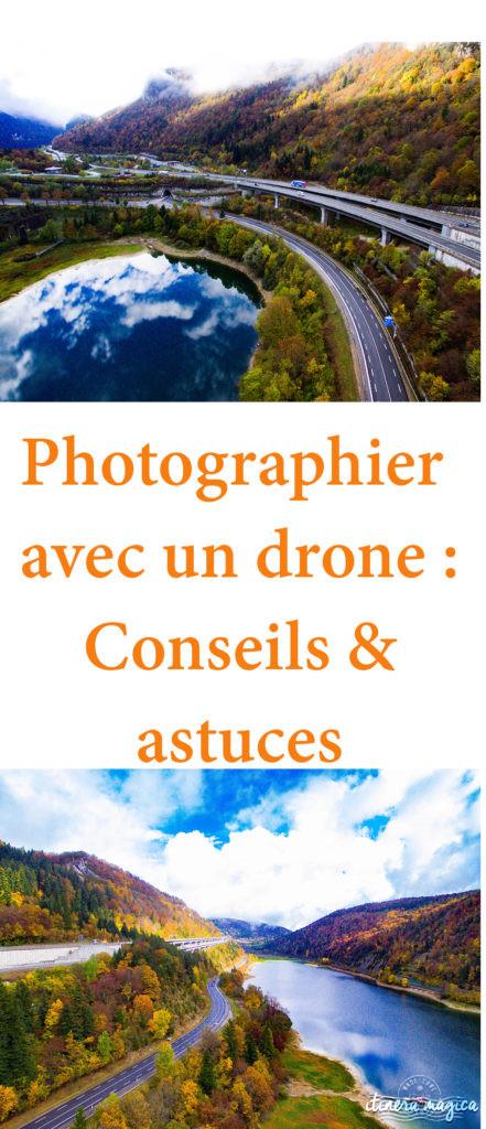 Photographier avec un drone, est-ce que cela vaut le coup ? Conseils, tests, budget, astuces.