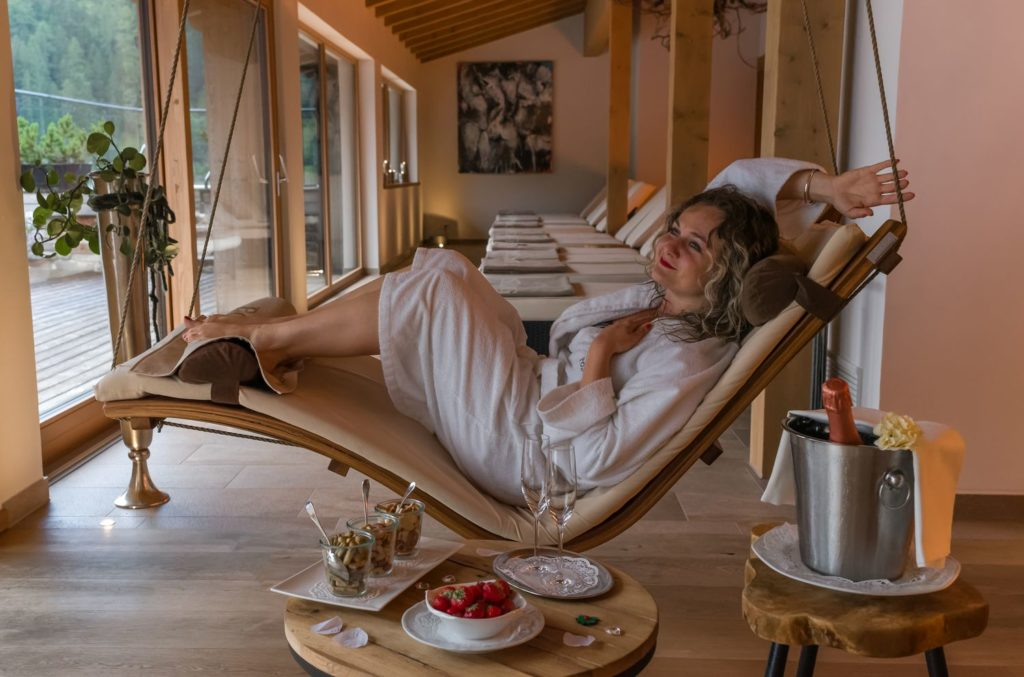 Fabuleux hôtel spa au Tyrol en Autriche, l'hôtel Post Steeg. Chevaux, piscine, spa, resto gastronomique, VTT